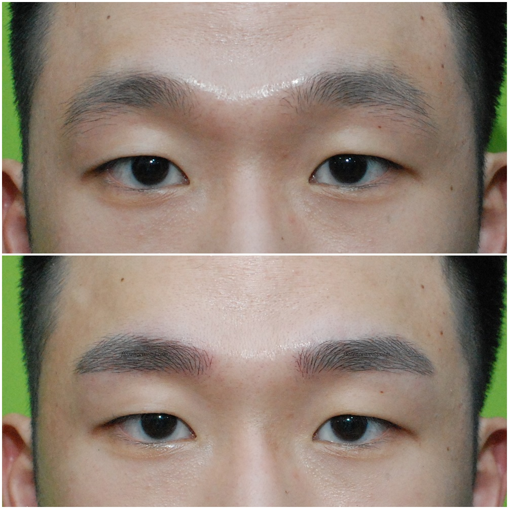 Elegant 3d Brow Embroidery For Men Eyebrow Florence Wong Weblog